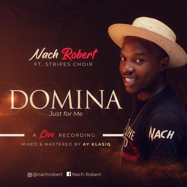 Nach Robert - Domina [Just For Me]