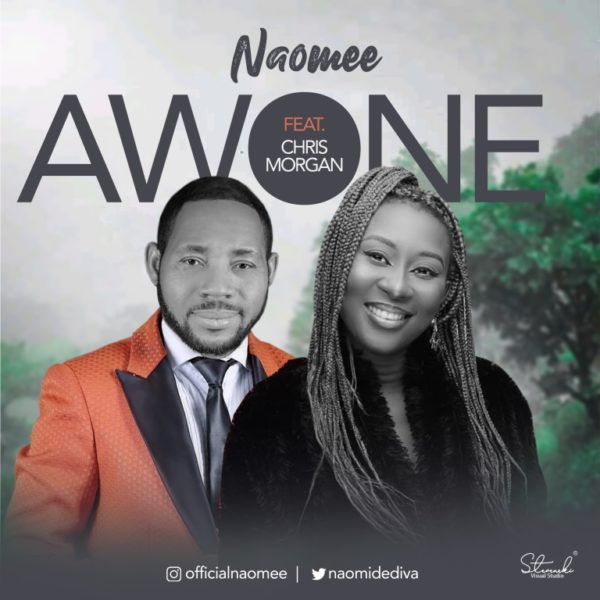 Naomee Ft. Chris Morgan - Awone