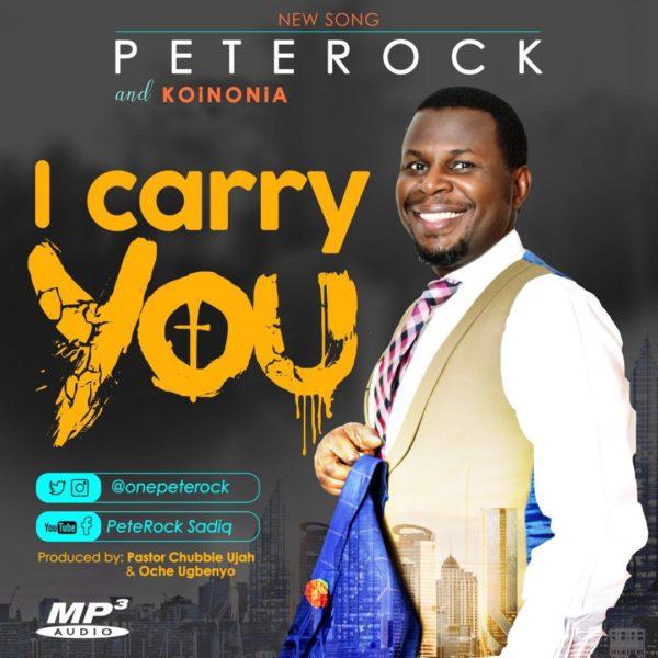 Peterock Ft. Koinonia- I Carry You