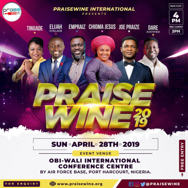 Praise Wine 2019