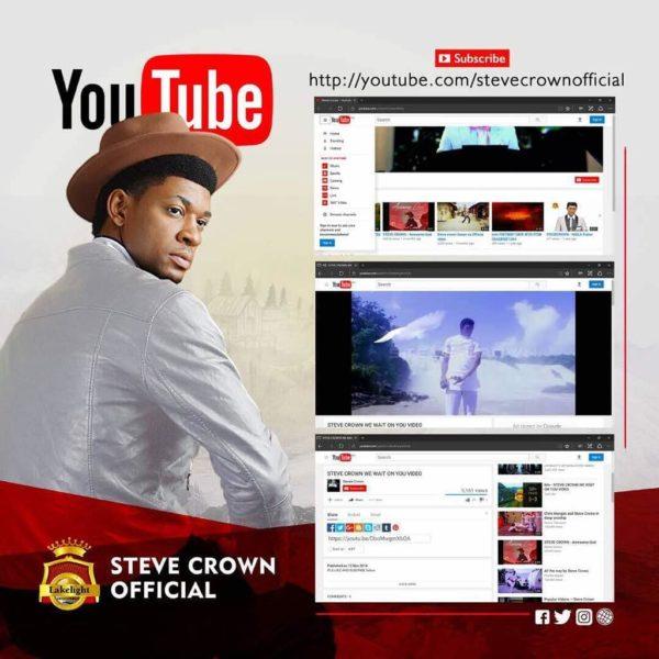 Video: Steve Crown - Jaginma