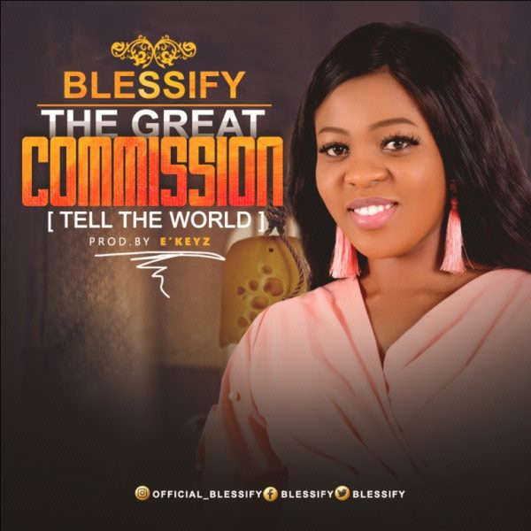The Great Commission Cover Art