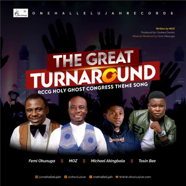 The Great Turn Around - One Hallelujah Records
