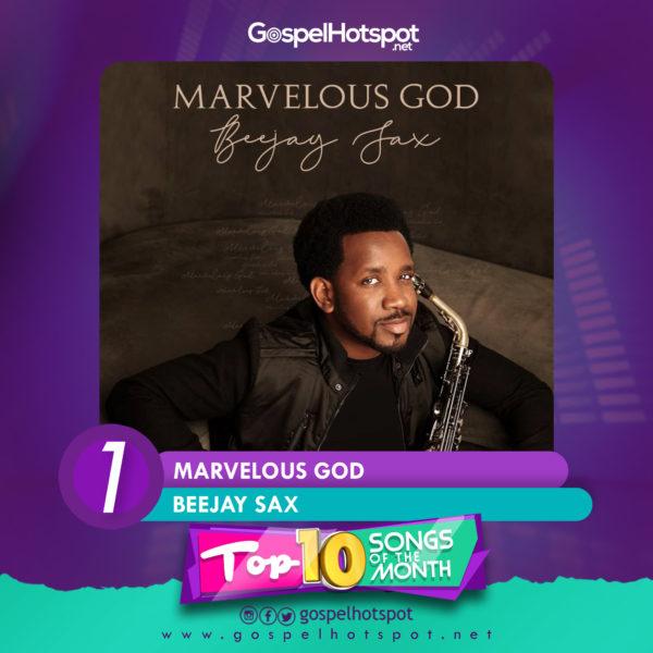 Beejay Sax – Marvelous God