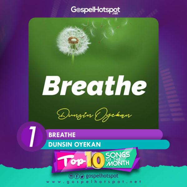 Dunsin Oyekan – Breathe
