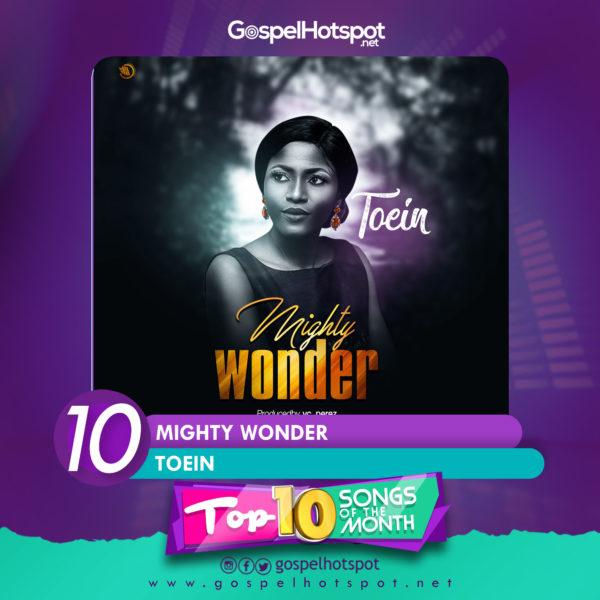 Toein – Mighty Wonder