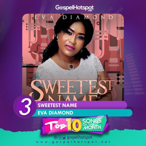 3. Eva Diamond – Sweetest Name