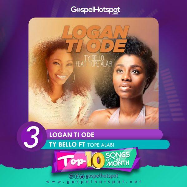 TY Bello Ft. Tope Alabi – Logan Ti Ode