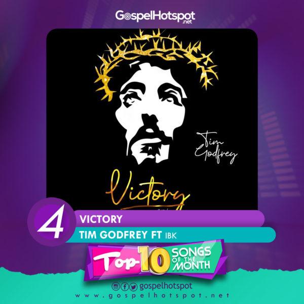Tim Godfrey Ft. IBK – Victory
