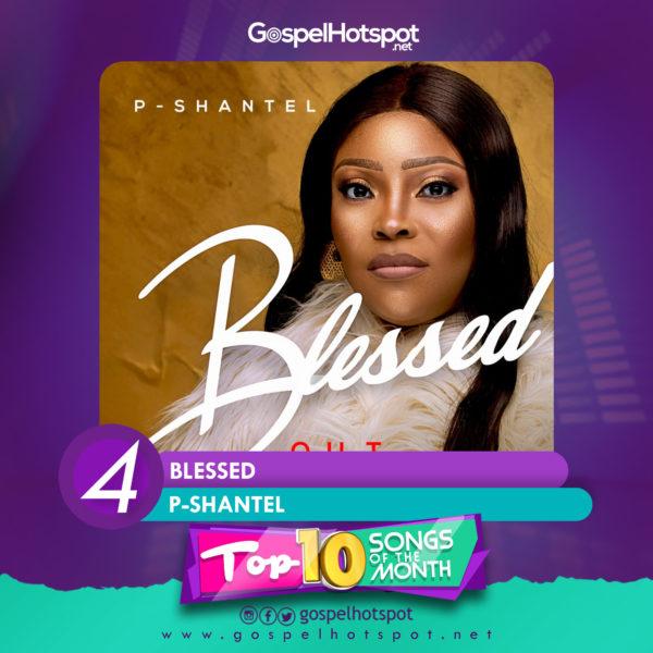 P-Shantel – Blessed
