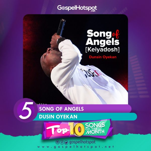 Dusin Oyekan – Song Of Angels