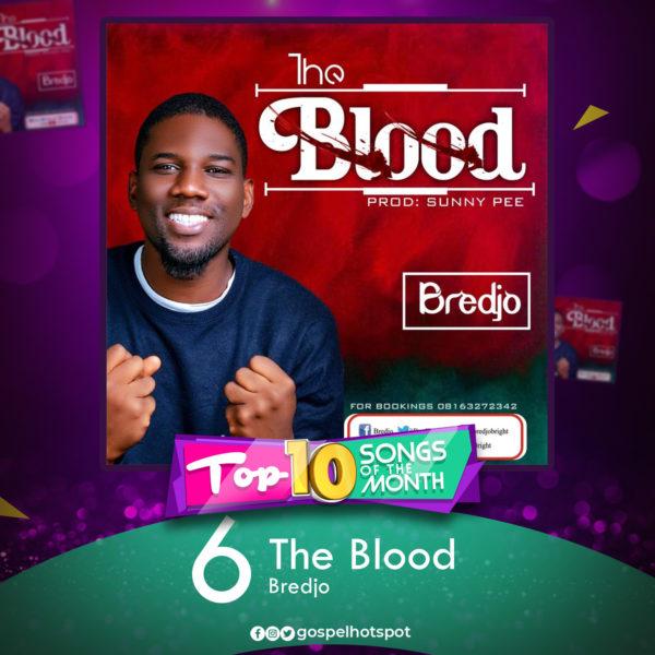 6. Bredjo – The Blood