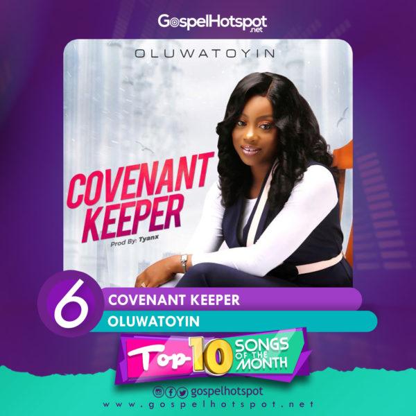 Oluwatoyin – Covenant Keeper