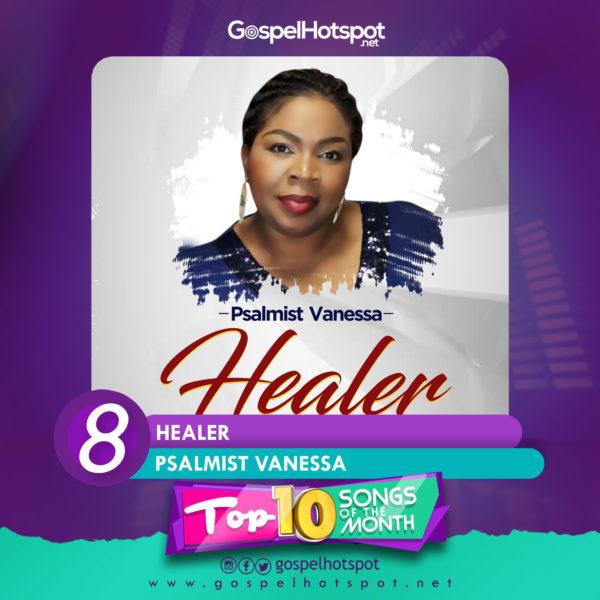 Psalmist Vanessa – Healer