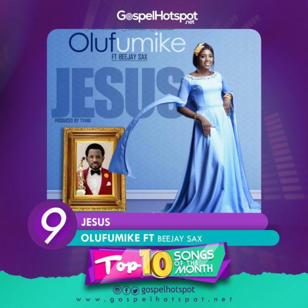Olufumike Ft. Beejay Sax – Jesus