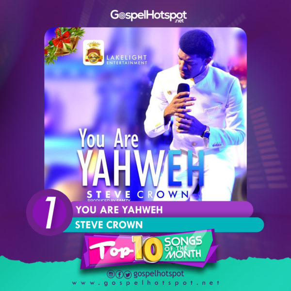 Steve Crown – You Are Yahweh