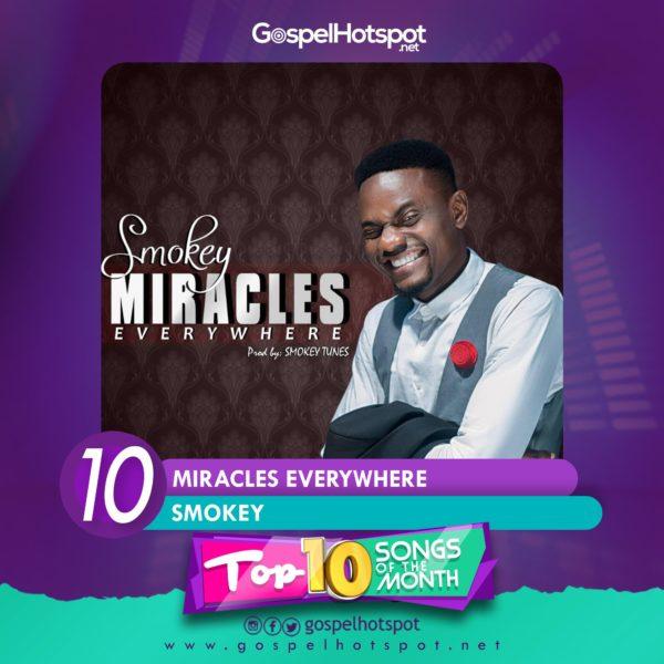 Smokey – Miracles Everywhere