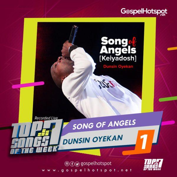Dunsin Oyekan – Song Of Angels