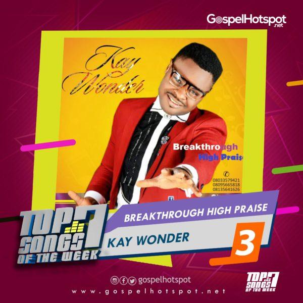 Kay Wonder - Breakthrough High Praise