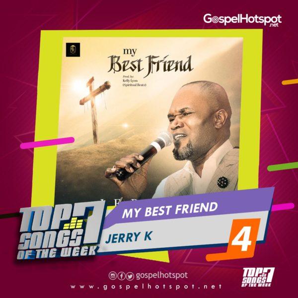 Jerry K – My Best Friend