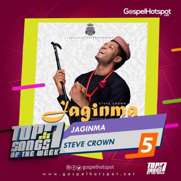 Steve Crown – Jaginma