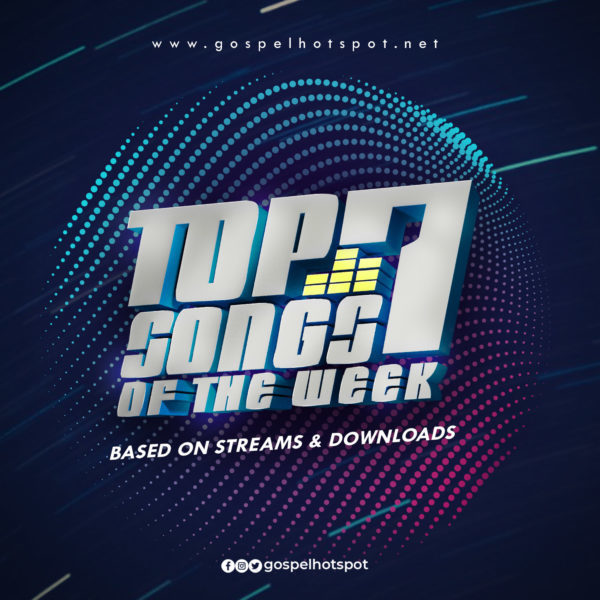 Top 7 Nigerian Gospel Songs Of The Week | April 2021, Week 1
