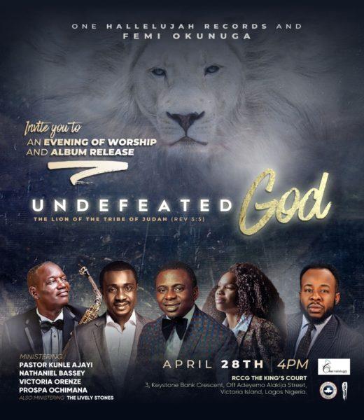 Undefeated God