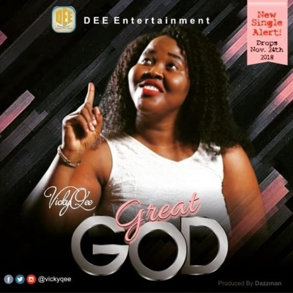 VickyQee - Great God