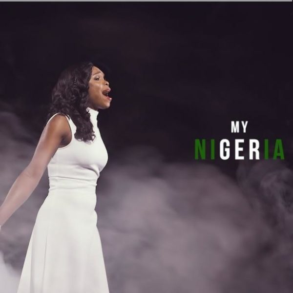 """Victoria Orenze thrills is with another inspiring tune """"My Nigeria"""" as we approach the 2019 presidential election, the track comes with a video. My Nigeria is a song of desire, a song of foretelling of """"The Nigeria"""" from Christian viewpoint. """"We refuse to be broken, we refuse to be shattered, we refuse to be destroyed, and we refuse to be called by our circumstances. We are who God says we are! This is not about the political situation of Nigeria, but the spiritual situation of the country. """"My Nigeria is not just a song done because I'm a patriotic citizen, but it is prophetic word from God to this Nation. And I ask every Nigerian to """"hear their call,"""" listen to these words and start to align with the will of God. God bless us all, amen!"""" – Victoria Orenze The visual metaphors in the video is directly symbolic of the lyrics of the song. Victoria Orenze prophesies hope in the midst of many challenges."""