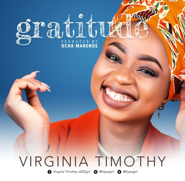 Virginia Timothy [Jazzgirl] - Gratitude