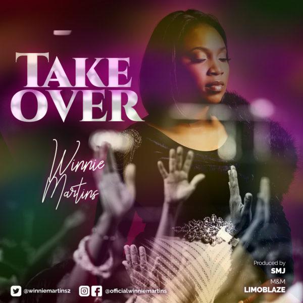 Winnie Martins - Take Over